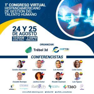 1er Congreso Virtual Hispanoamericano de Gestión del Talento Humano