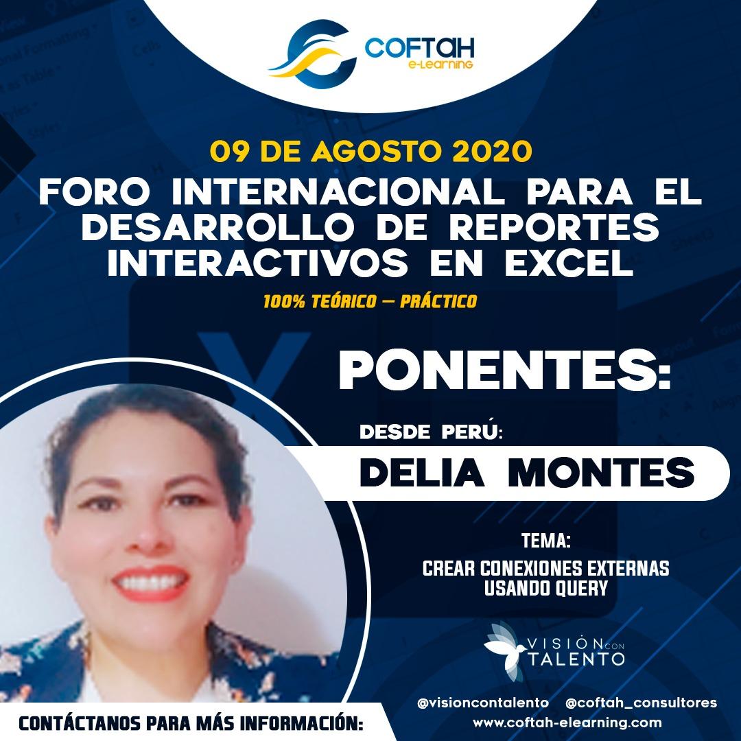 Delia Montes