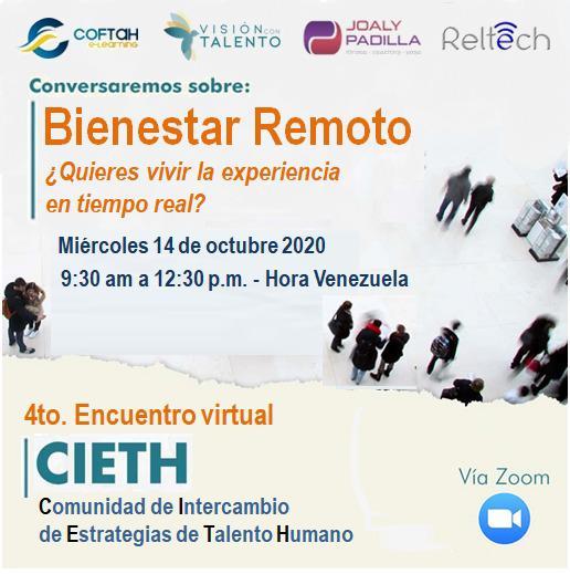 4to. Encuentro Virtual CIETH
