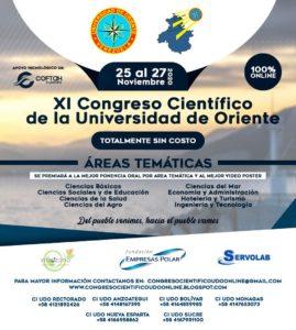 XI Congreso Científico de la Universidad de Oriente 2020