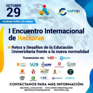 Encuentro Internacional de Rectores