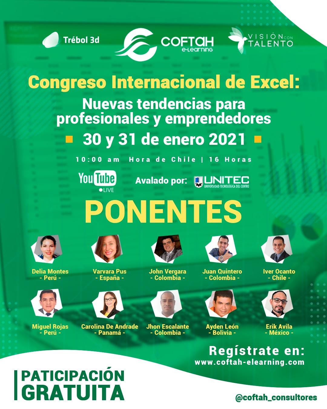 Congreso Internacional de Excel