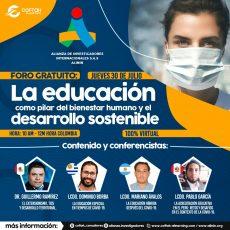 La educacion como oilar del bienestar humano y desaroollo sostenible