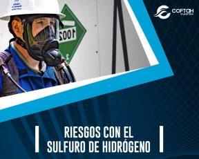 riesgo con el sulfuro de hidrogeno